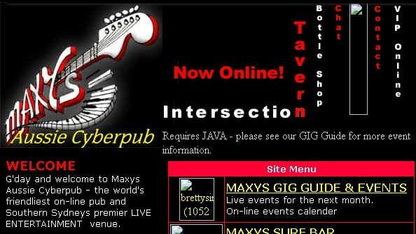 Maxys Aussie Cyberpub